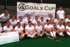 Open Women's Champions - Quinnipiac Alumni